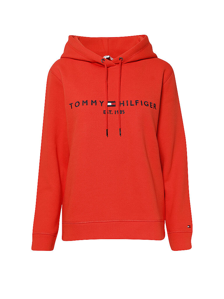 TOMMY HILFIGER | Sweater | orange