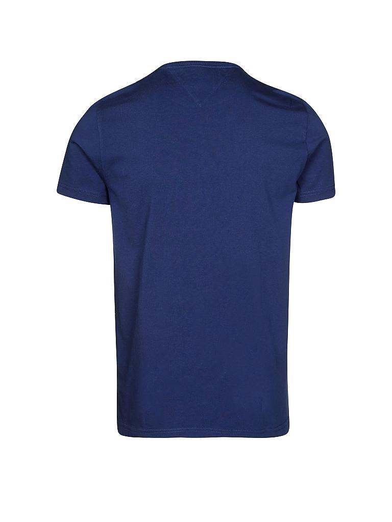 tommy hilfiger t shirt blau s. Black Bedroom Furniture Sets. Home Design Ideas