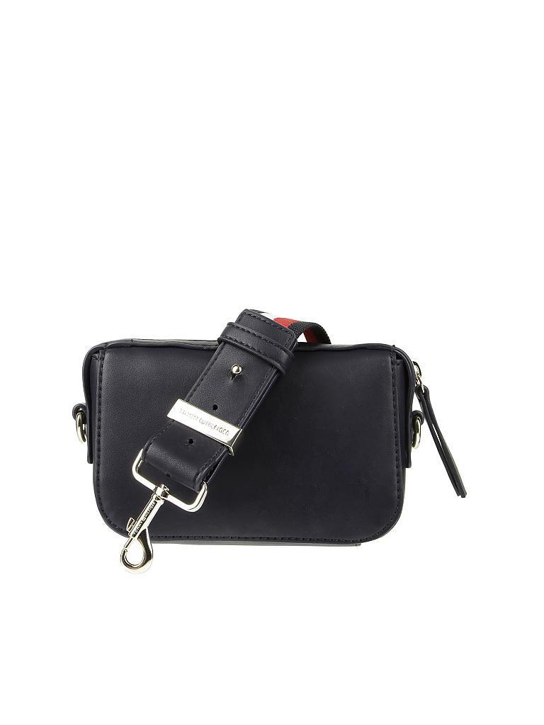 tommy hilfiger tasche crossoverbag youthful novelty blau. Black Bedroom Furniture Sets. Home Design Ideas