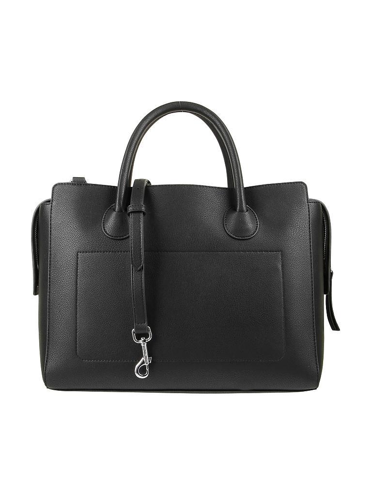 tommy hilfiger tasche handtasche charming schwarz. Black Bedroom Furniture Sets. Home Design Ideas
