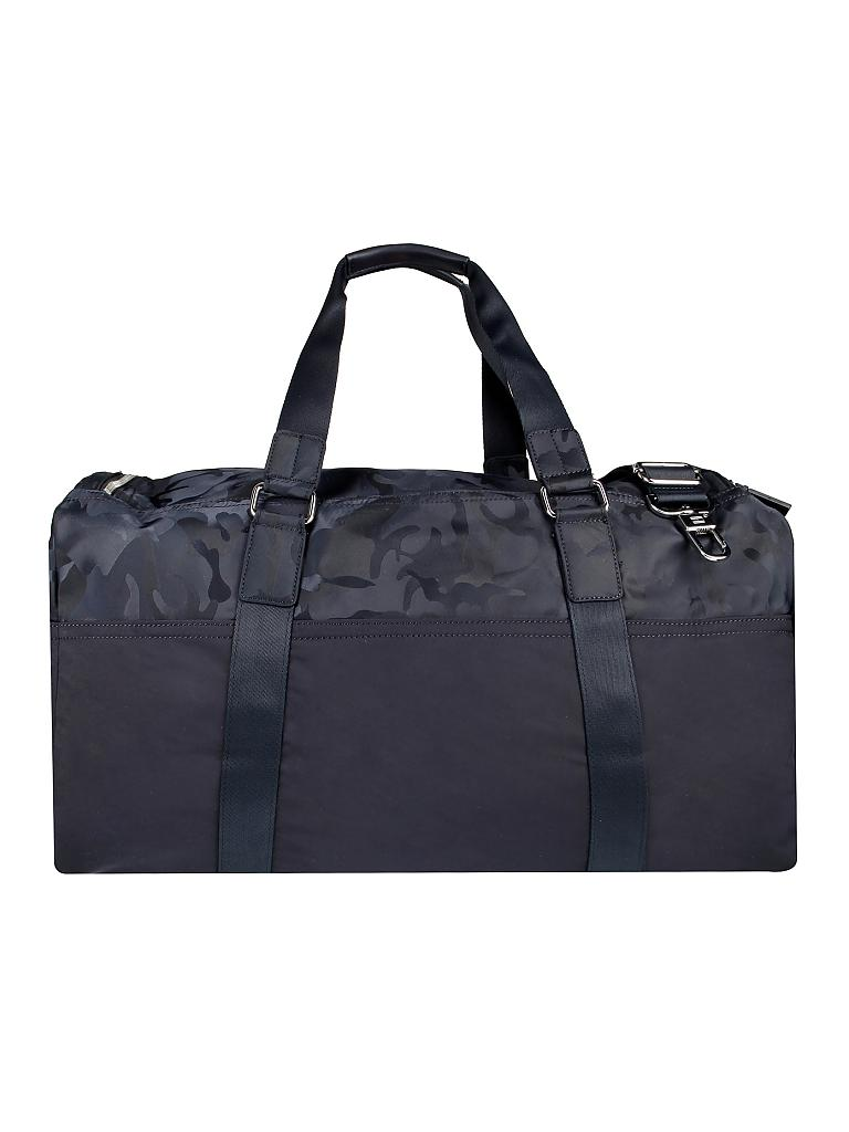 tommy hilfiger tasche weekender blau. Black Bedroom Furniture Sets. Home Design Ideas