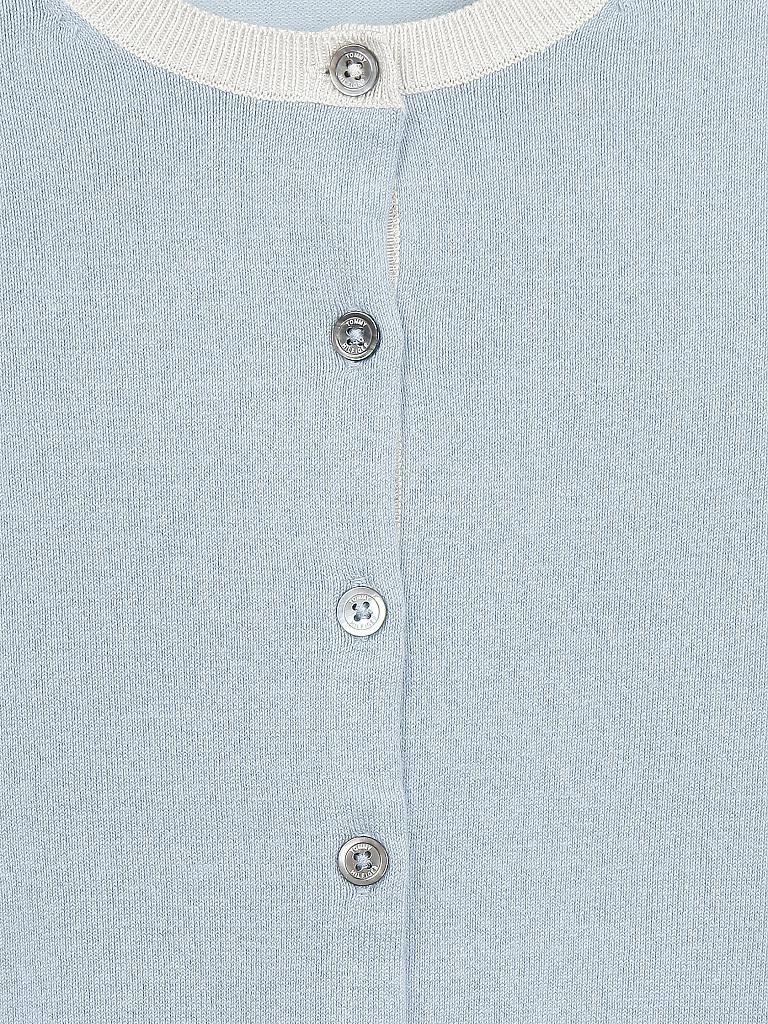 tommy hilfiger weste janisa blau xs. Black Bedroom Furniture Sets. Home Design Ideas