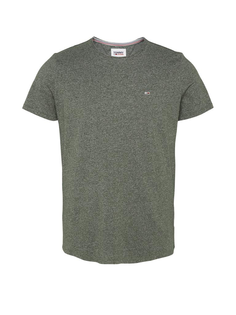 TOMMY JEANS | T Shirt | olive