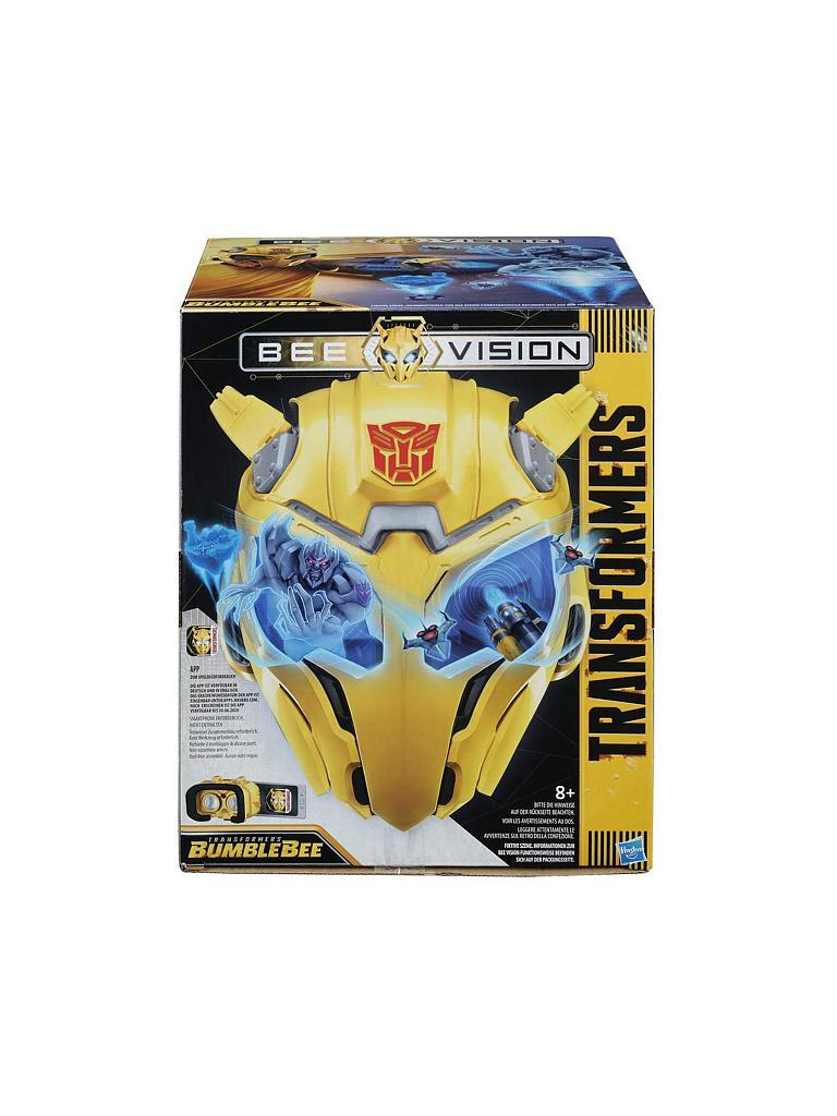 TRANSFORMERS  | Bee Vision Maske | transparent
