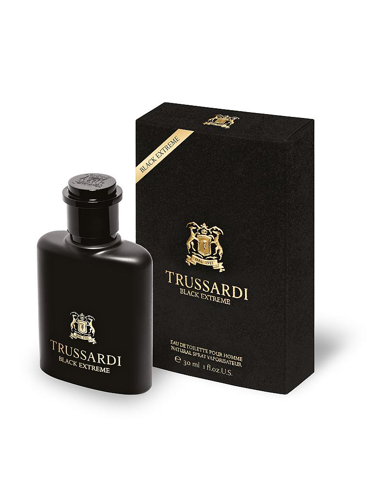 TRUSSARDI | 1911 Uomo Black Extreme Eau de Toilette Spray 30ml | transparent