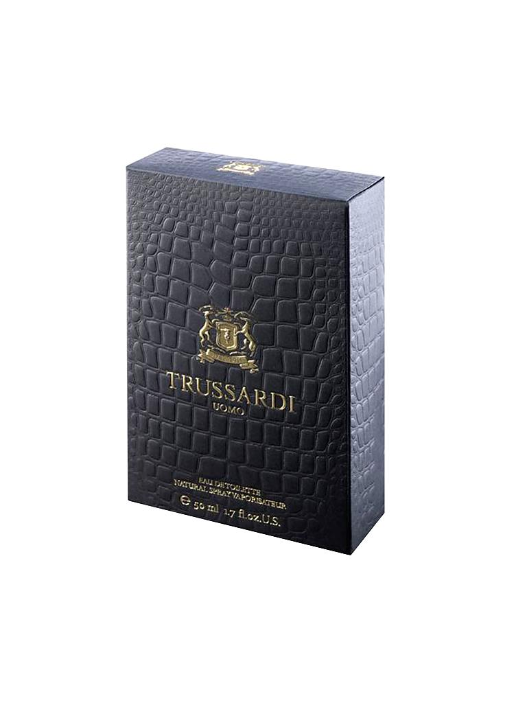 TRUSSARDI | 1911 Uomo Eau de Toilette Spray 50ml | transparent