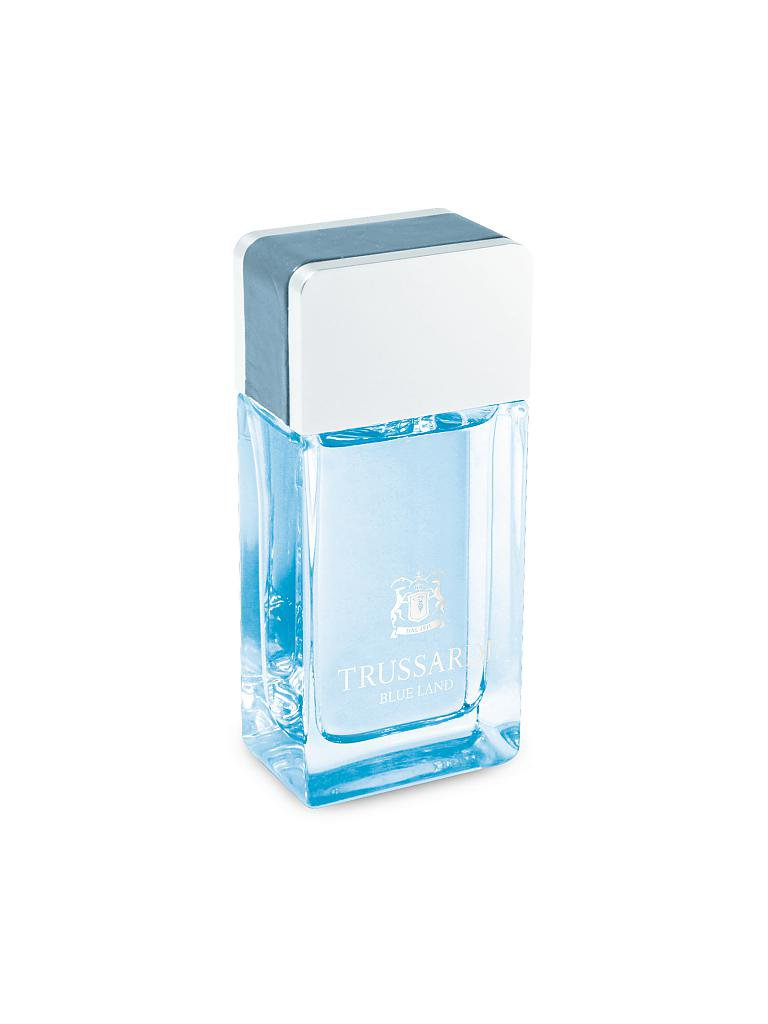 TRUSSARDI | Blue Land Eau de Toilette Spray 30ml | transparent