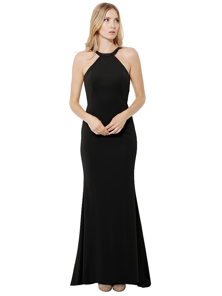 Unique Abendkleid Schwarz S