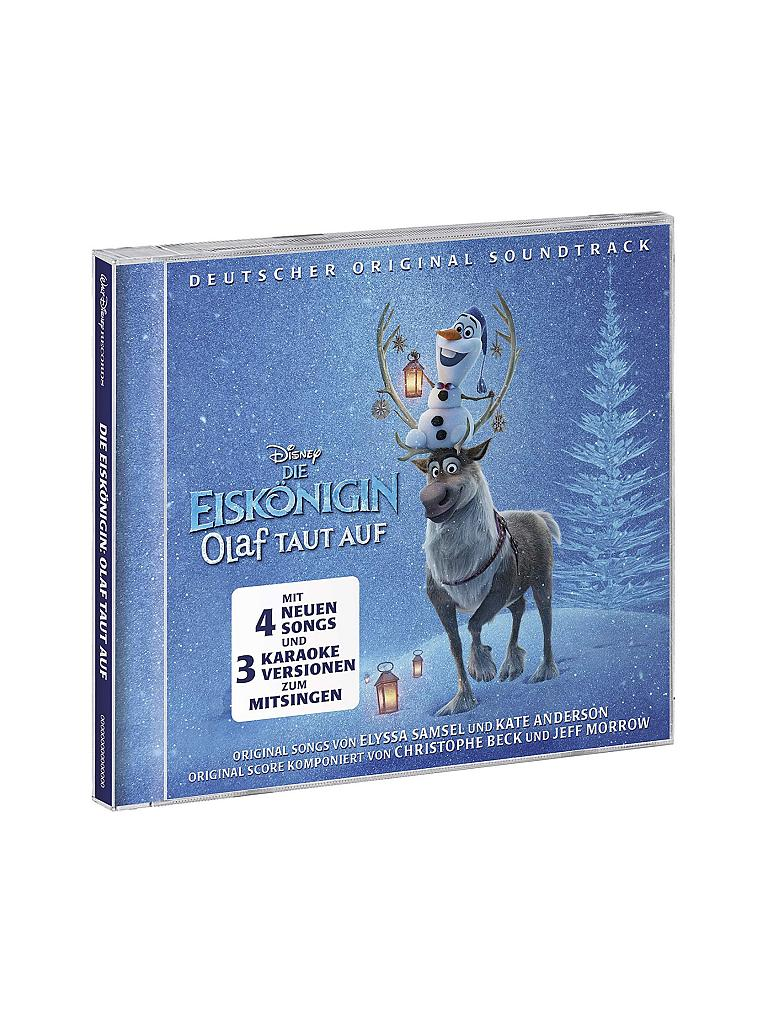 UNIVERSAL MUSIC | Disney - Die Eiskönigin - Olaf taut auf (Audio CD) | transparent