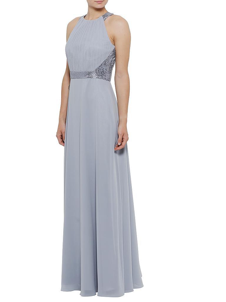 Vera Mont Abendkleid Grau 36