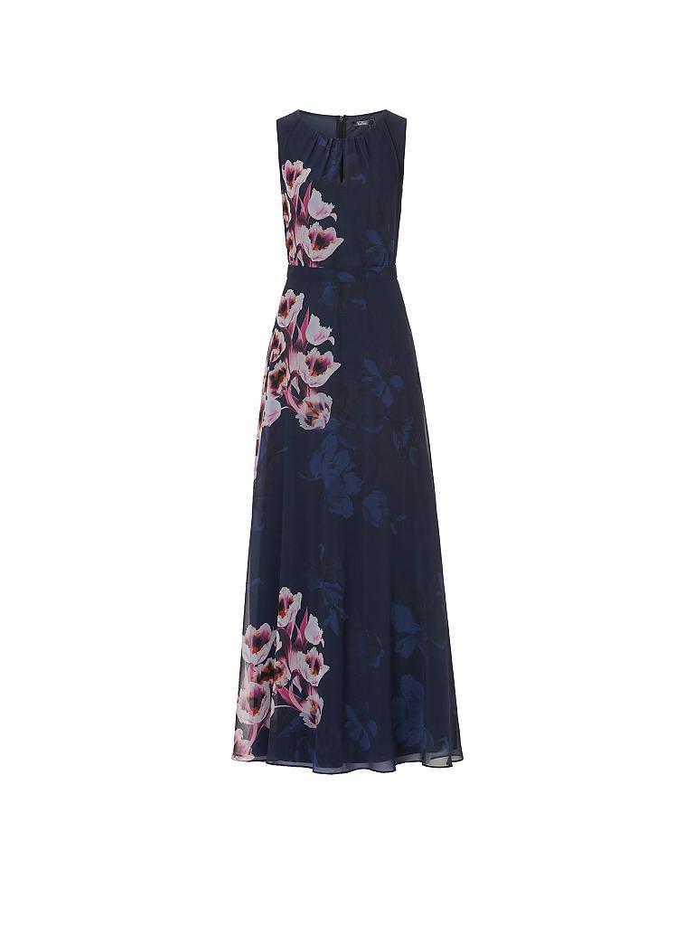 VERA MONT Abendkleid blau | 34