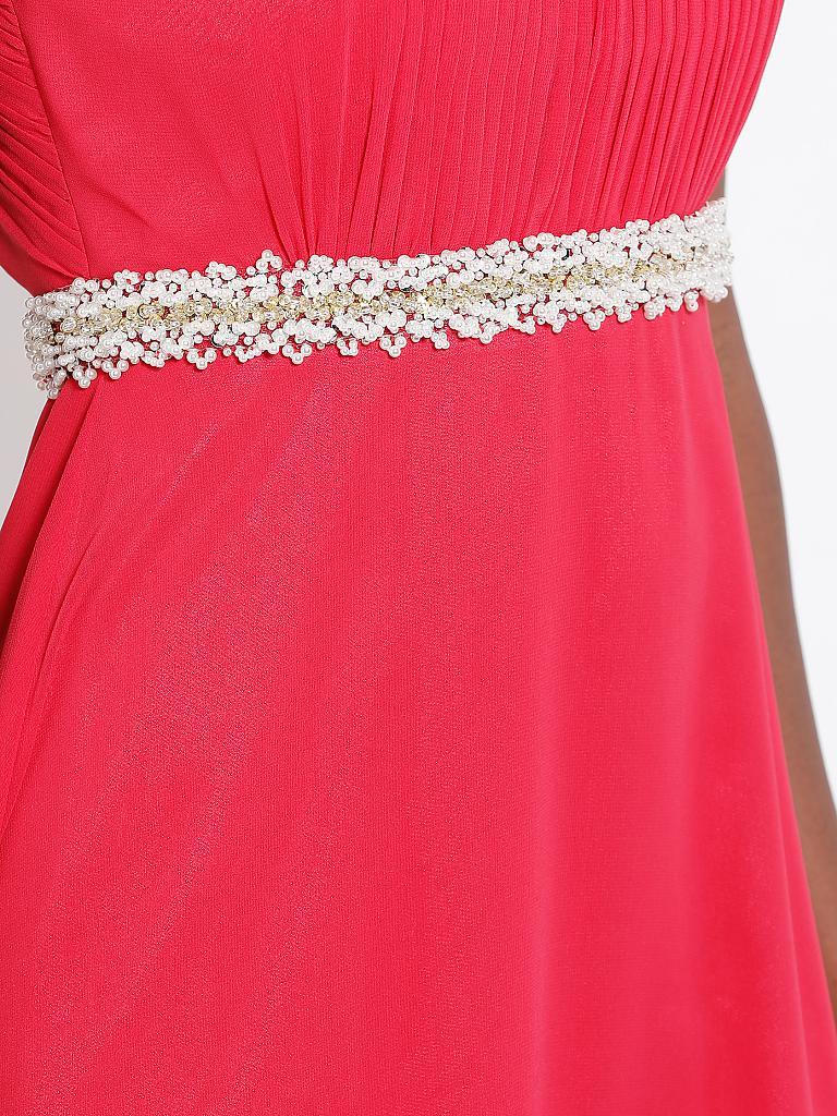 Vera mont kleid lang pink