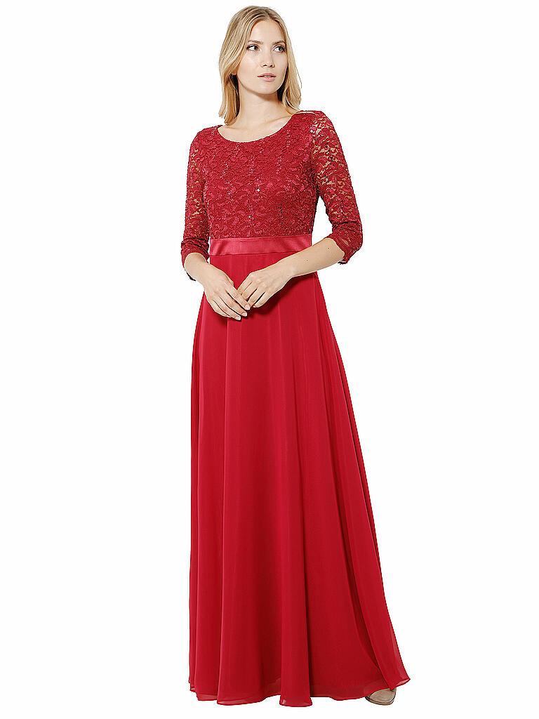 VERA MONT Abendkleid rot | 34