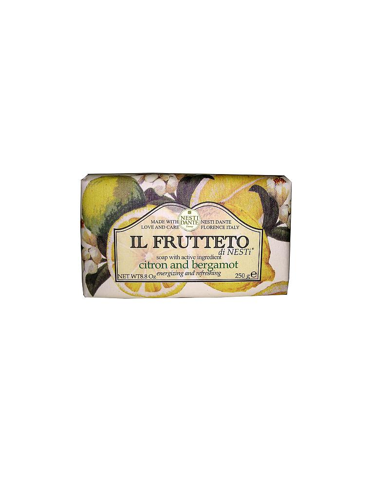 "VILLAGE | Nesti Dante - Il Frutteto Soap ""Citron and Bergamot"" 250g 