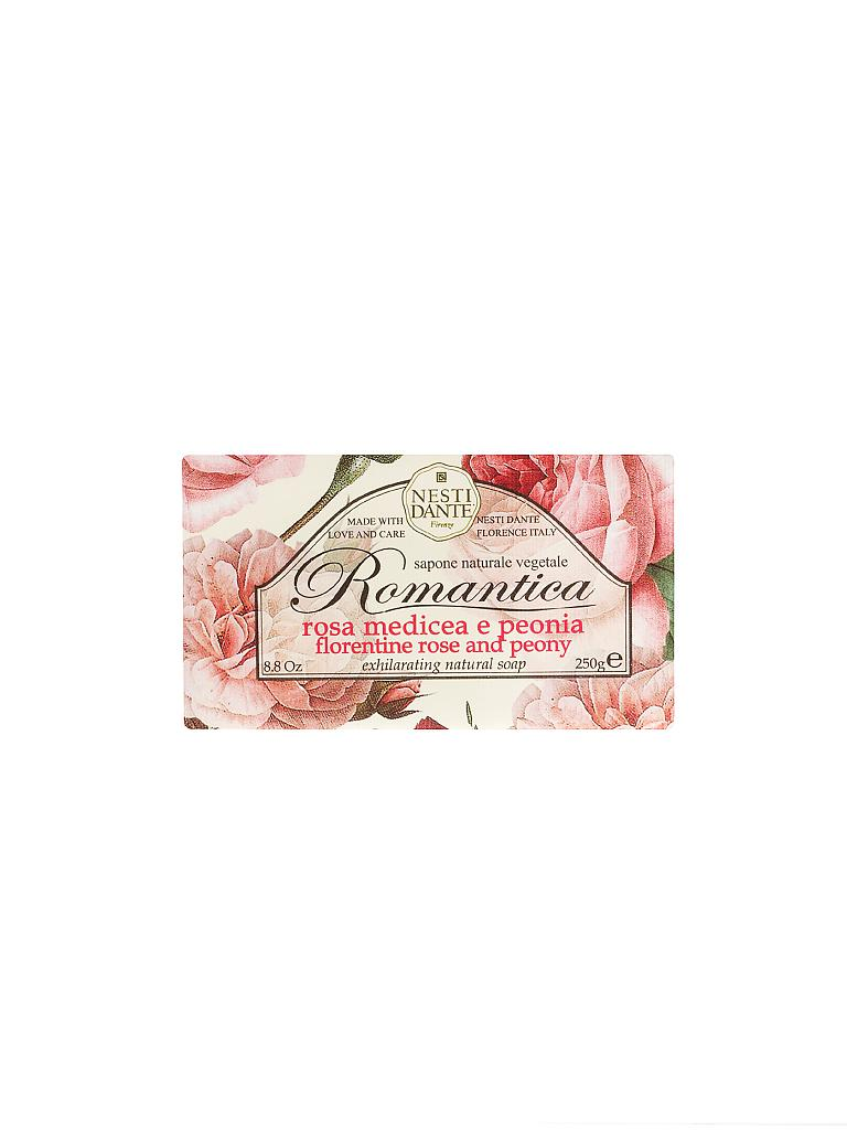 "VILLAGE | Nesti Dante - Romantica Soap ""Rose and Peony"" 250g 