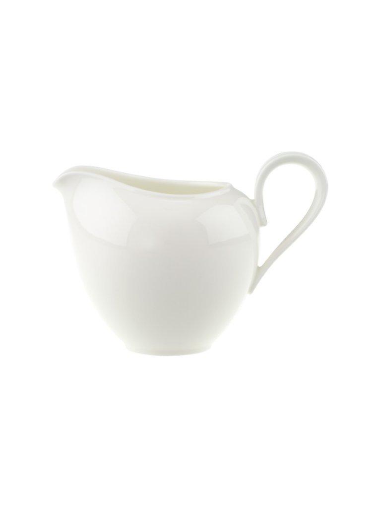 VILLEROY & BOCH Milchkännchen Anmut 0,21l weiß
