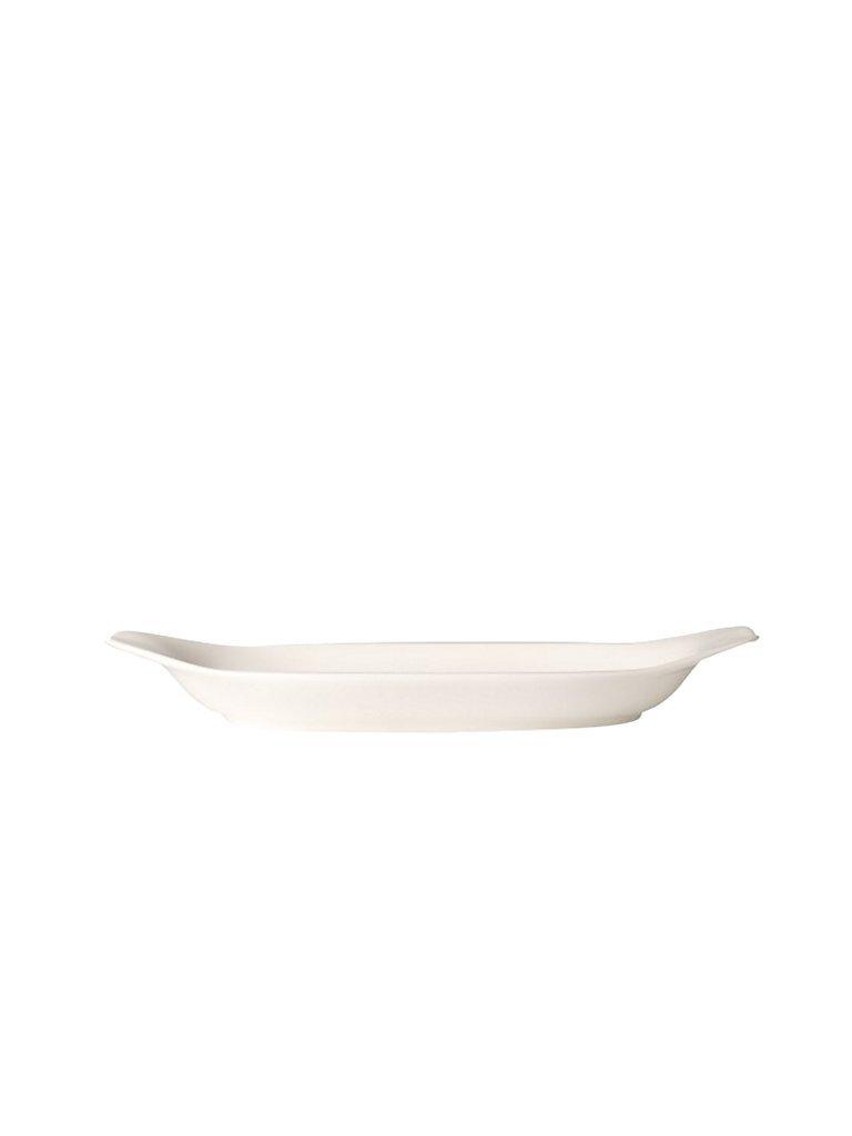 VILLEROY & BOCH Antipasti-/Dessert-Teller BBQ Passion 26x13x4cm weiß