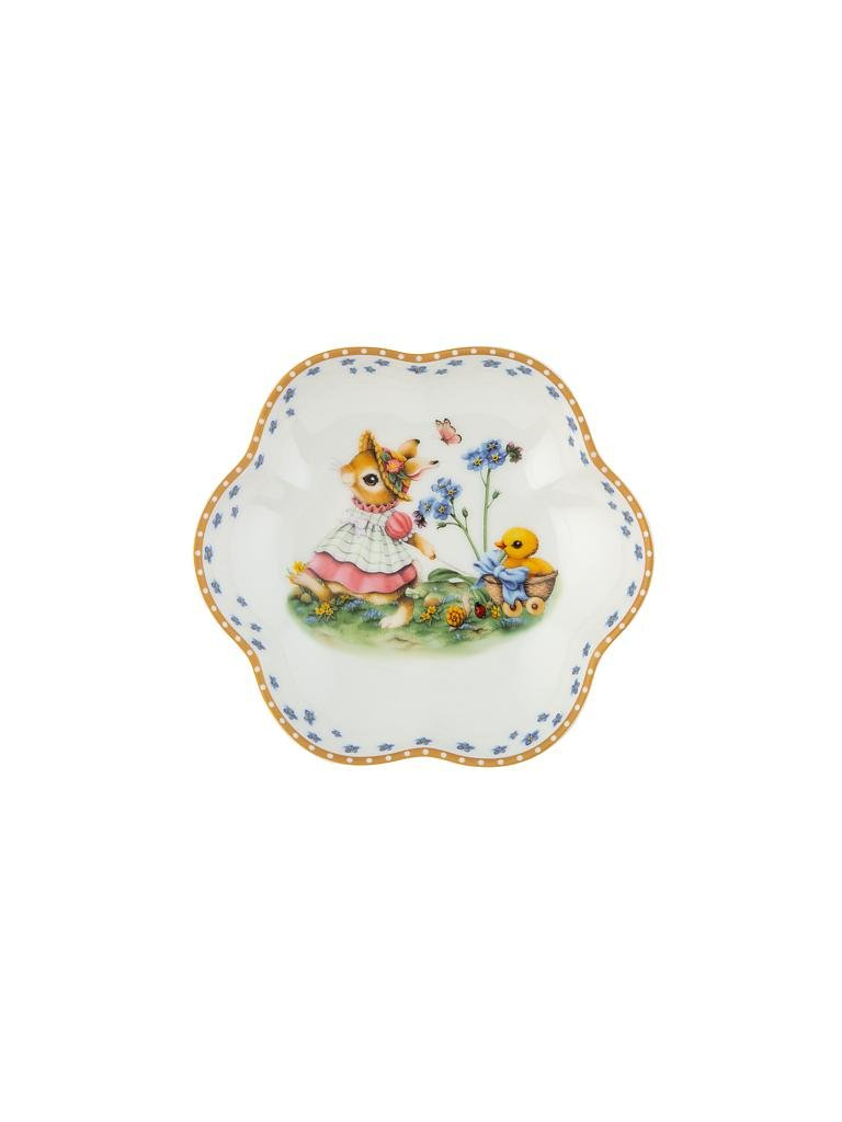 VILLEROY & BOCH | Oster Jahresschale 2020 16cm Annual Easter Edition | bunt