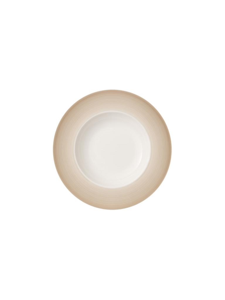"VILLEROY & BOCH | Pastateller 30cm ""Colourful Life"" (Natural Cotton) 