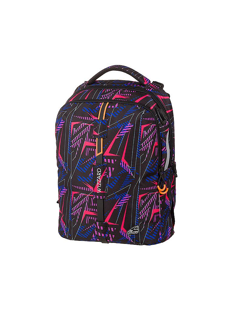 "WALKER | Rucksack ""Wizzard Elite - Neon Lights"" 