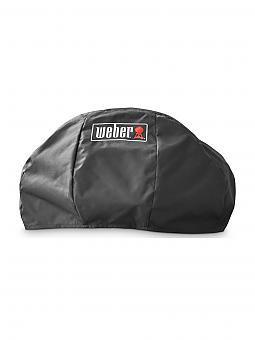 weber grill abdeckhaube pulse 1000 schwarz. Black Bedroom Furniture Sets. Home Design Ideas