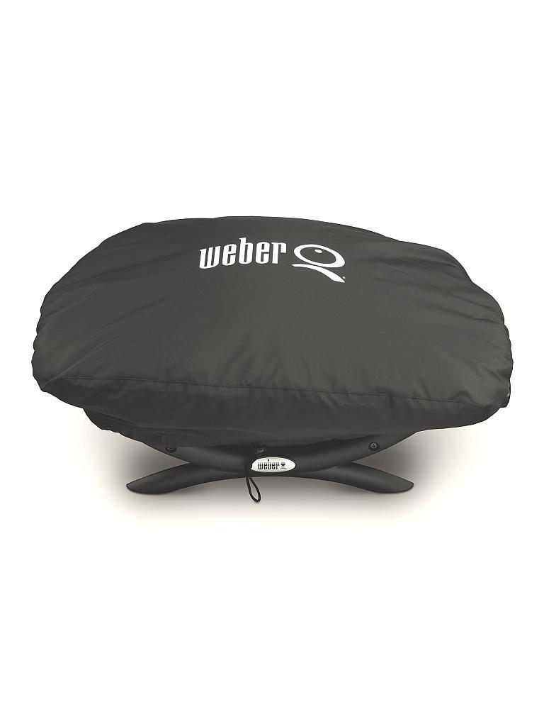 weber grill abdeckhaube standard f r weber q 100 1000. Black Bedroom Furniture Sets. Home Design Ideas
