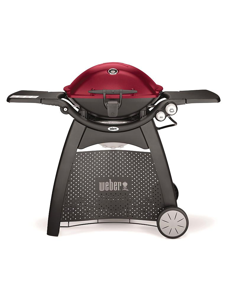 weber grill gasgrill weber q 3200 rot. Black Bedroom Furniture Sets. Home Design Ideas