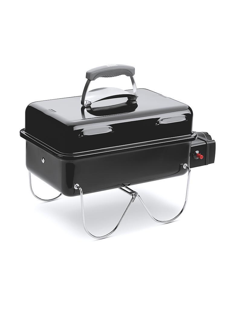 weber grill go anywhere gasgrill schwarz. Black Bedroom Furniture Sets. Home Design Ideas