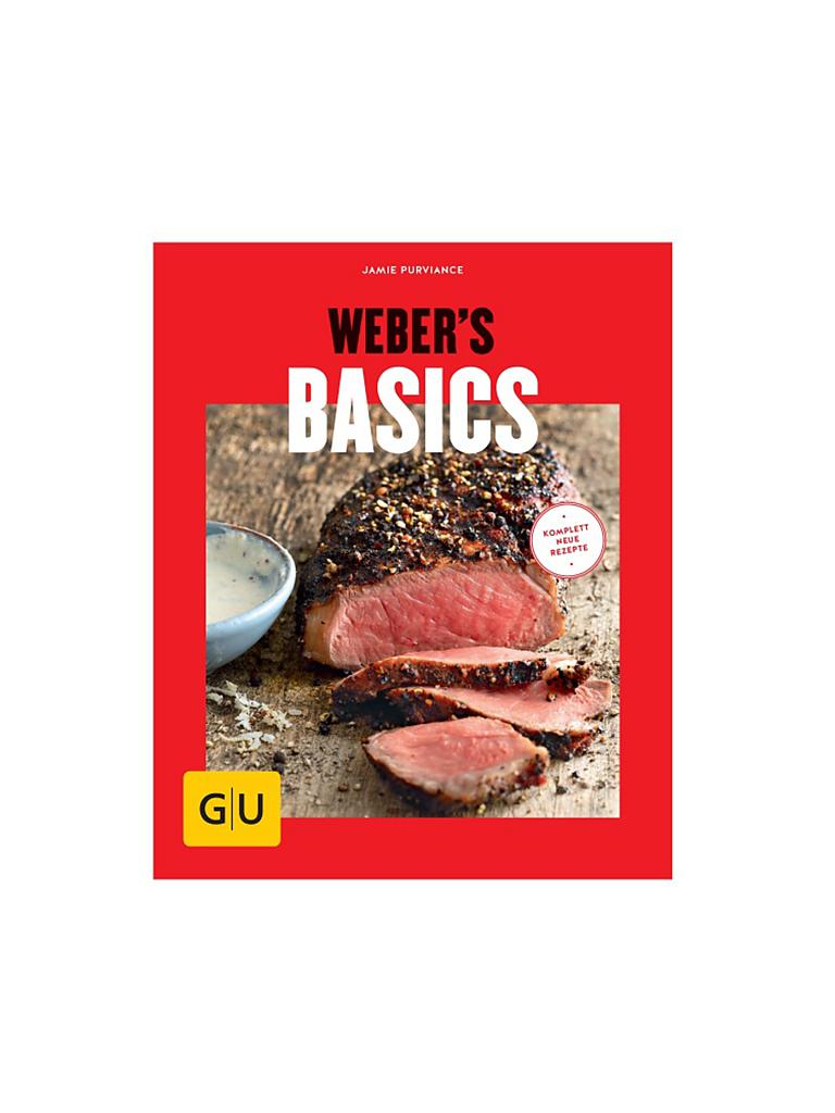 weber grill kochbuch webers basics transparent. Black Bedroom Furniture Sets. Home Design Ideas