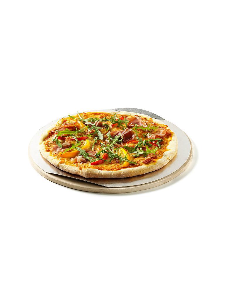 weber grill pizzastein rund 36 5cm braun. Black Bedroom Furniture Sets. Home Design Ideas