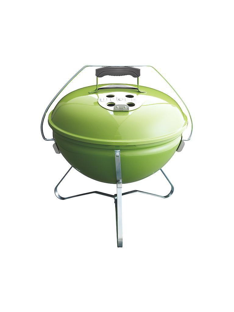 weber grill smokey joe premium grill 37cm gr n. Black Bedroom Furniture Sets. Home Design Ideas
