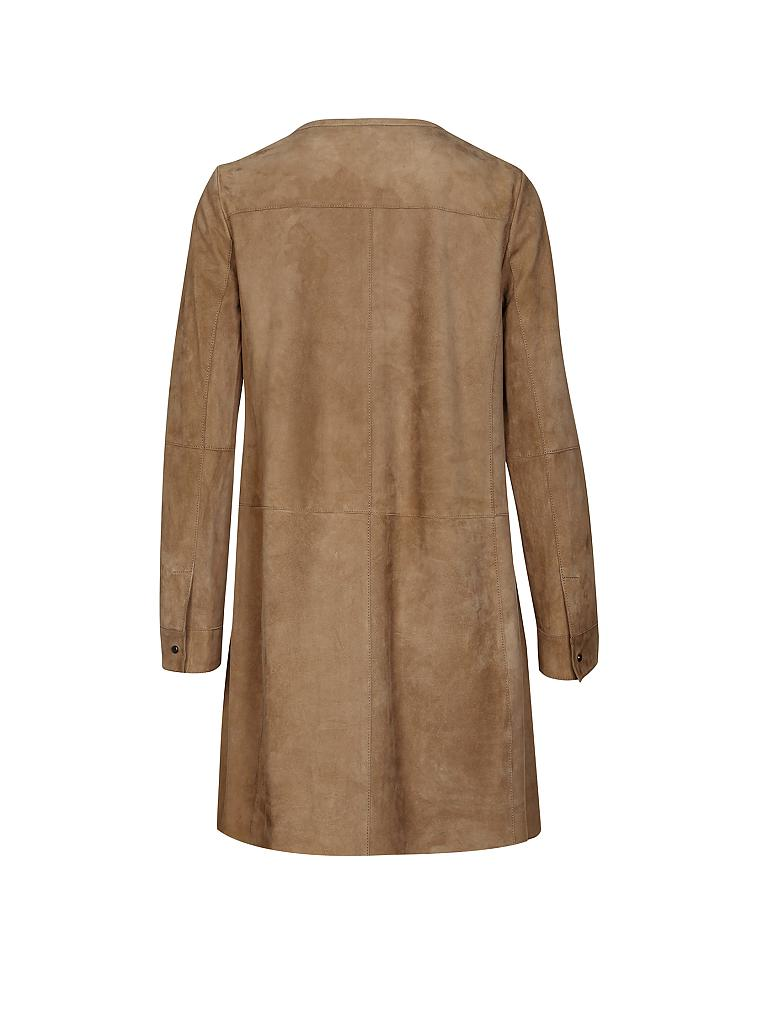 "WEEKEND BY MAX MARA | Lederjacke ""Virgola"" 