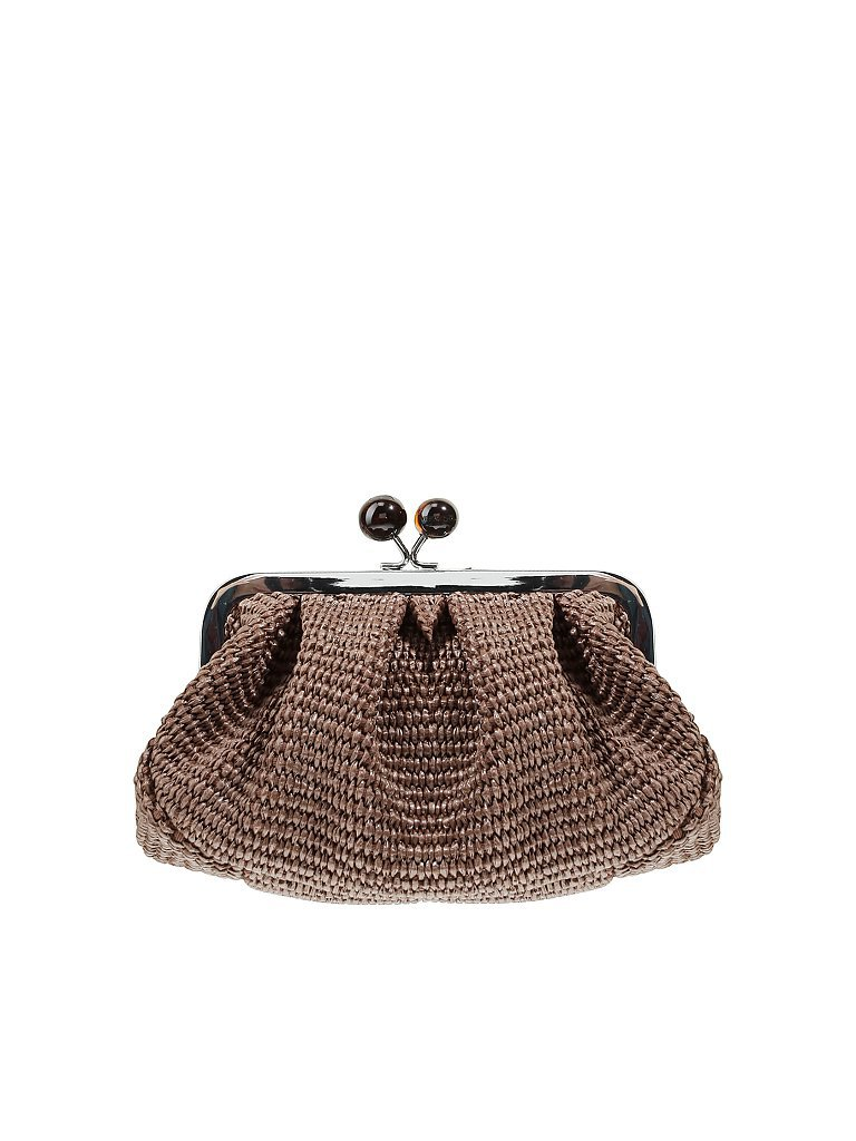 WEEKEND MAX MARA Tasche - Clutch Bacini braun