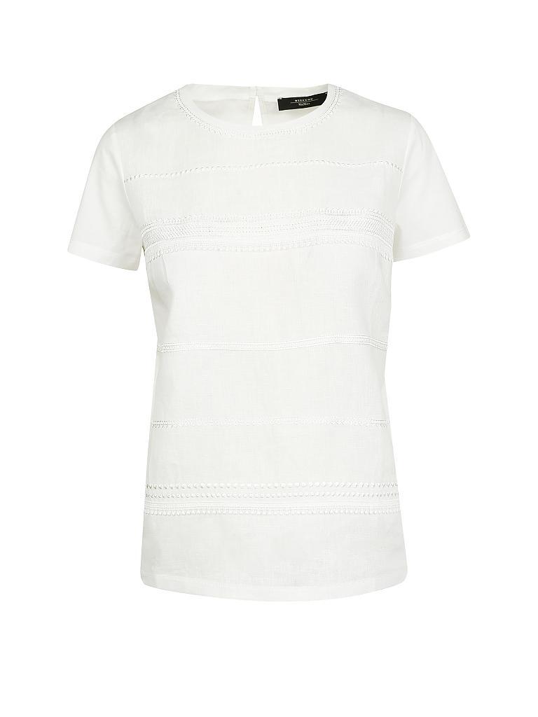 3de7e766d35305 WEEKEND MAX MARA Leinen-Shirt