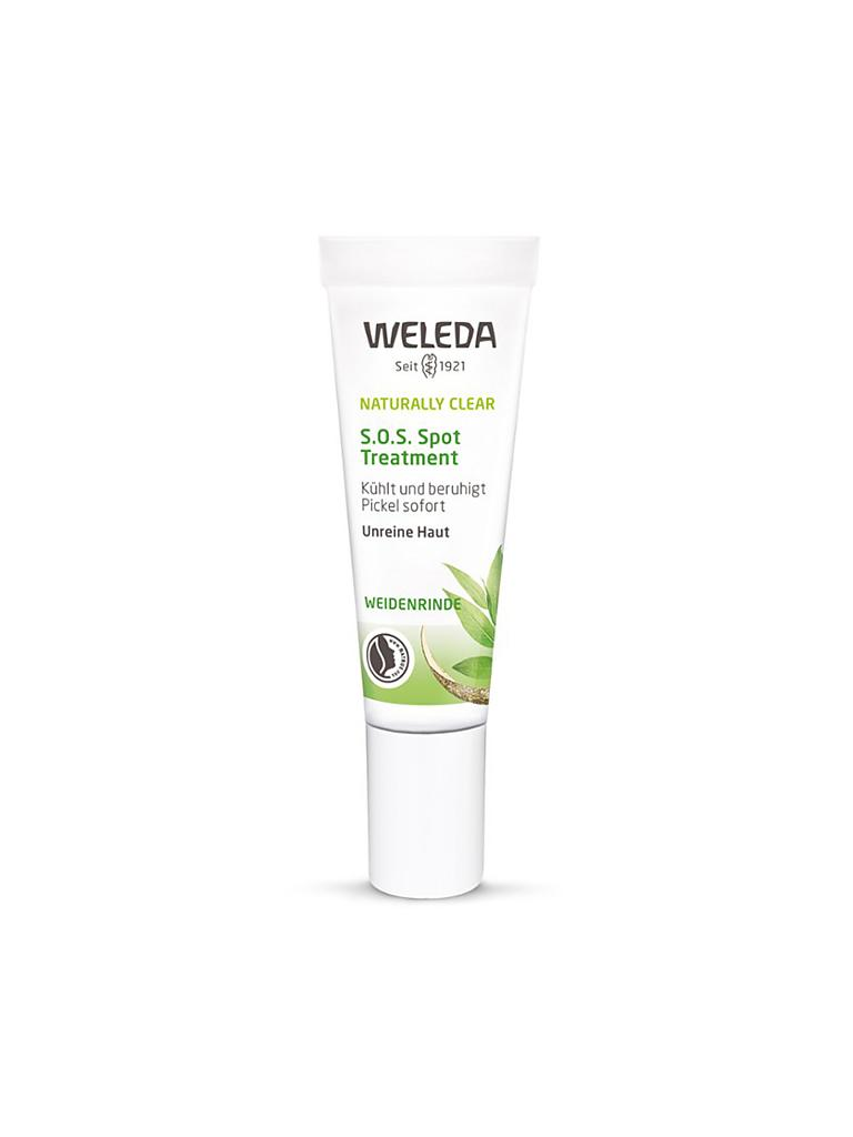 WELEDA | Naturally Clear S.O.S. Spot Treatment 10ml | transparent
