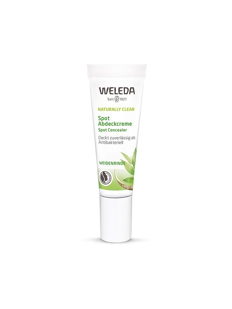 WELEDA | Naturally Clear Spot Abdeckcreme 10ml | transparent