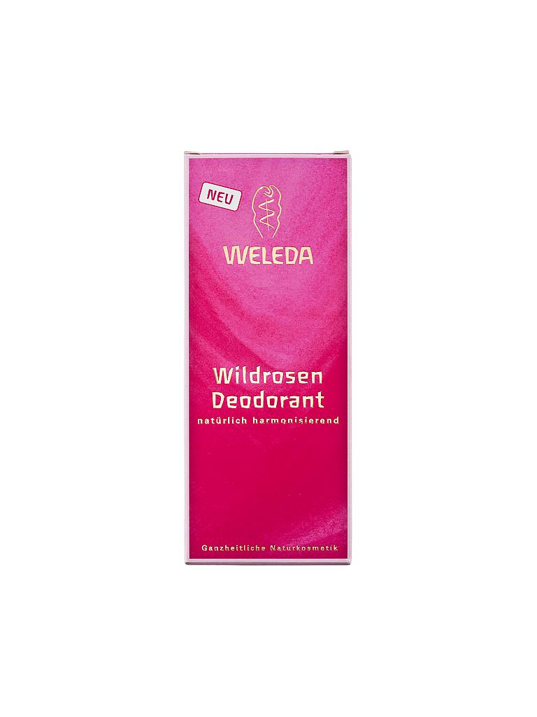 WELEDA | Wildrose Deodorant 100ml | transparent