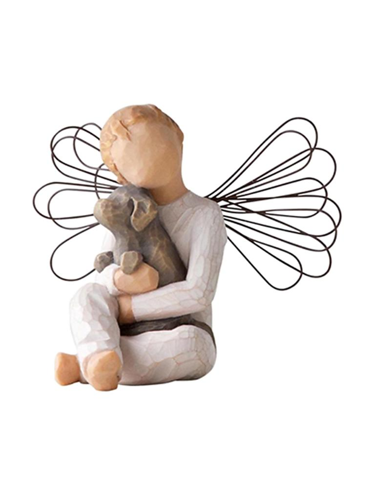 WILLOW TREE | Figur - Angel of Comfort - Trost spenden 8cm 26062 | transparent