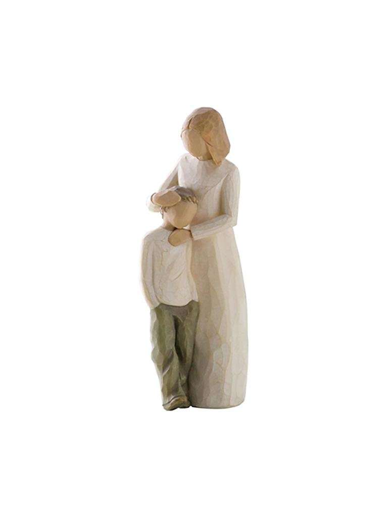 WILLOW TREE | Figur - Mutter & Sohn 21cm 26102 | transparent