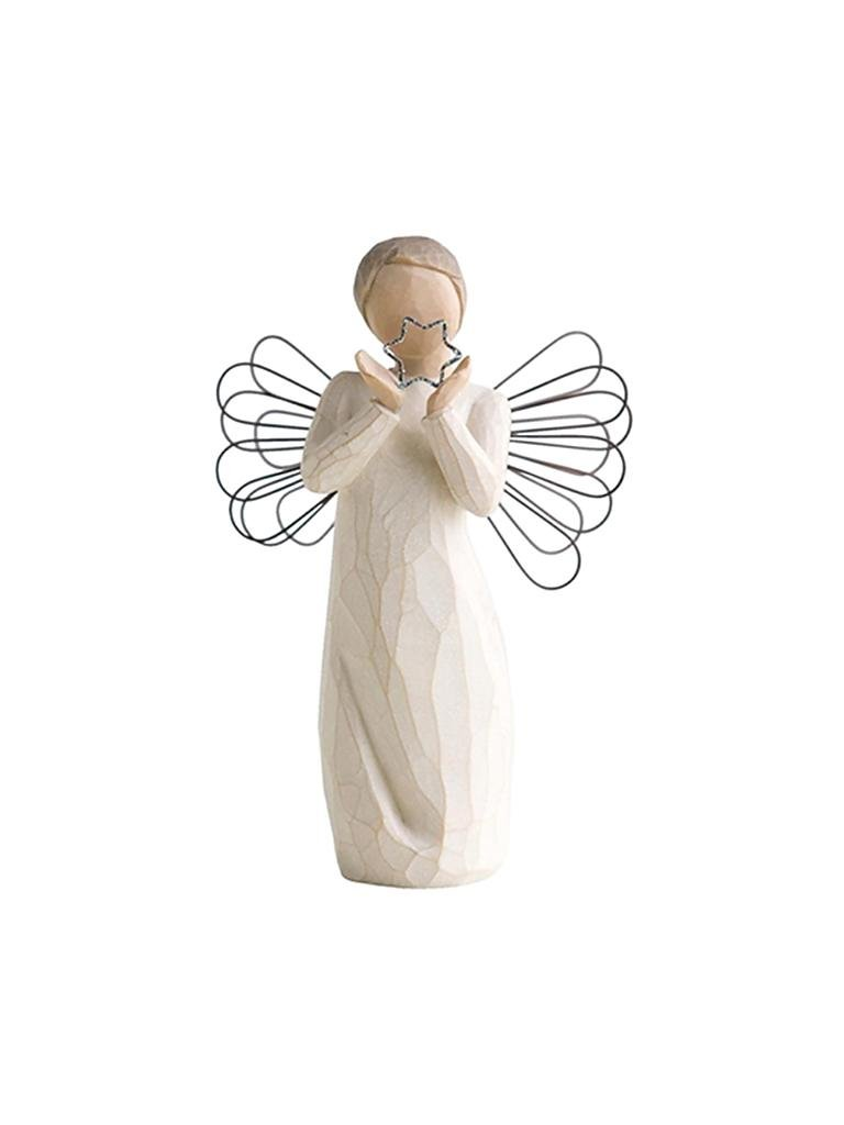 WILLOW TREE | Figur - Strahlender Stern 13,5cm 26150 | transparent