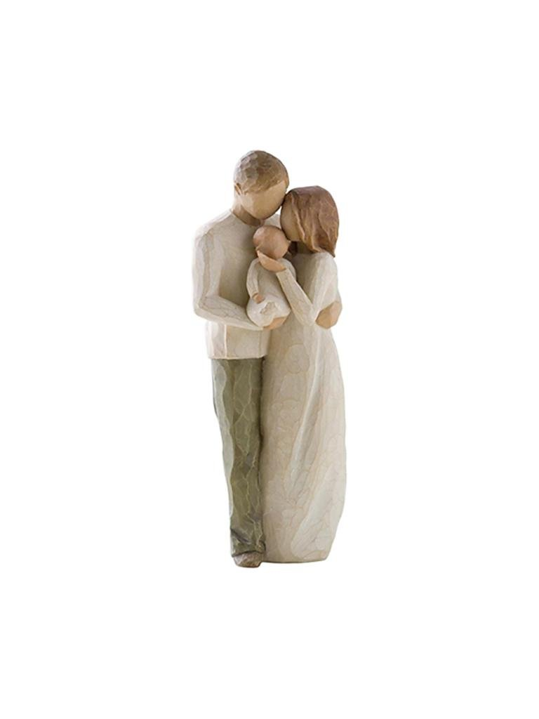 WILLOW TREE | Figur - Unser Geschenk 22cm 26181 | transparent