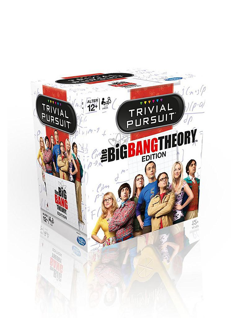 WINNING MOVES | Trivial Pursuit - The Big Bang Theory  | transparent