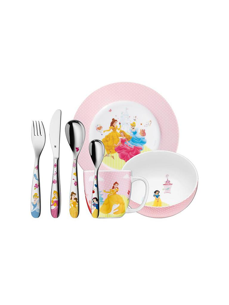 "WMF | Kinderbesteck-Set ""Disney Princess"" 7-tlg. 