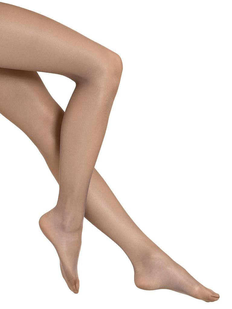 "WOLFORD | Feinstrumpfhose ""Satin Touch 20"" 18378 (honey) 