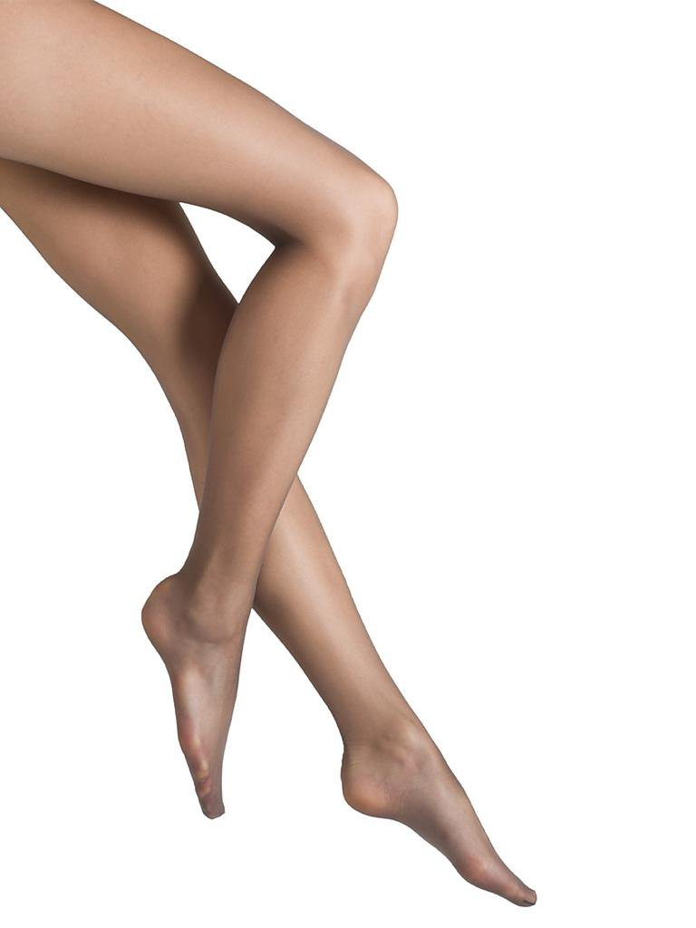 "WOLFORD | Strumpfhose ""Sheer 15"" 18381 (nearly black) 