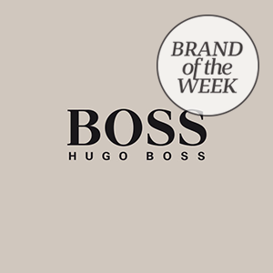 Marken vielfalt bei K&Ö - Hugo BOSS bei K&Ö