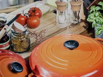 Praktisches, Anspruchsvolles oder beides – bei Kastner & Öhler HOME im EG finden Sie alles für das Kochvergnügen zu Hause