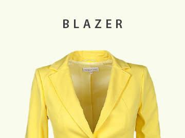 Modische oder elgante Blazer für Damen