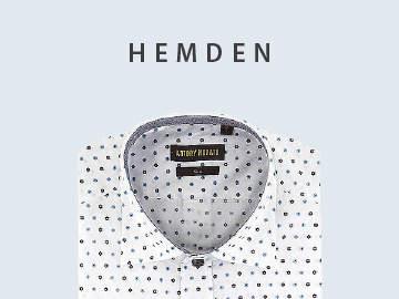 Hemden - elegant und casual