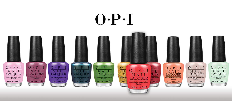 O.P.I – Nagellacke und Nagelpflege